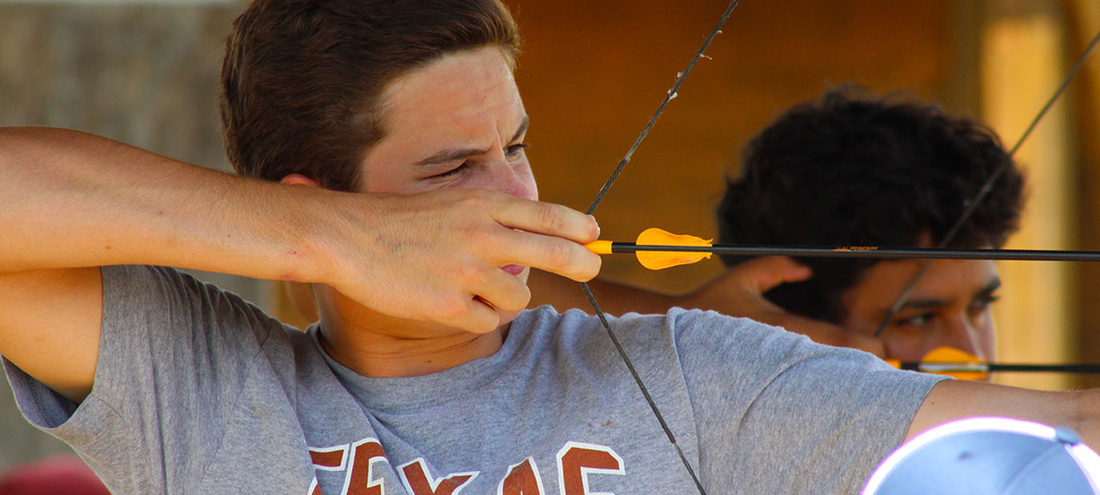 Hitting a bullseye takes patience, steady aim, and lots of practice!