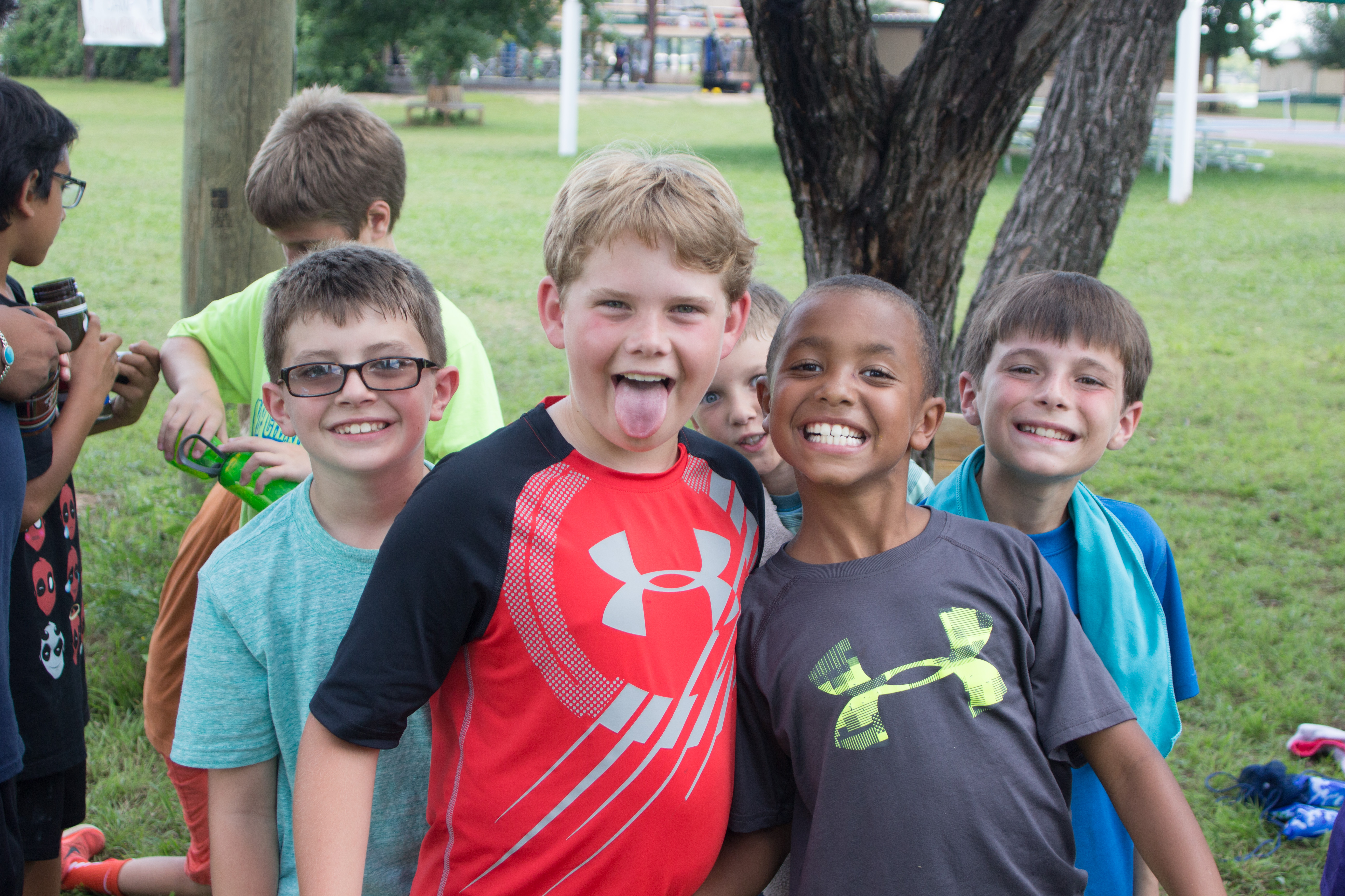 3d5f86a94 Camp Champions | Central Texas Resident Summer Camp Boys & Girls